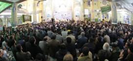 فیلم/  صحبت های تاریخی آیت الله جنتی در ورامین